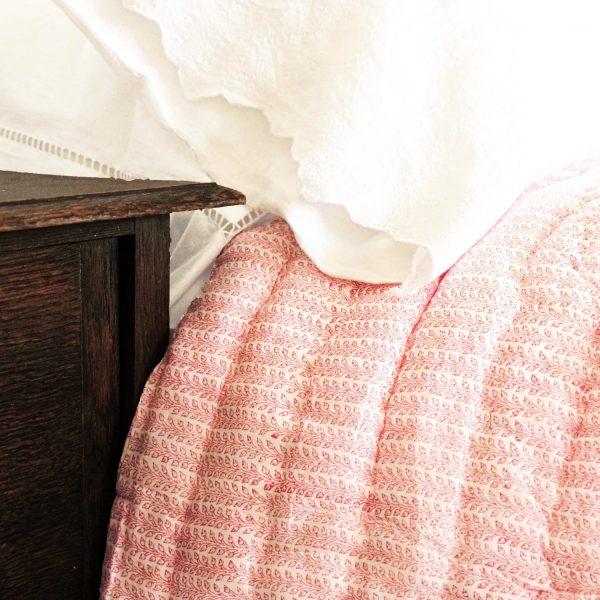 block print quilts, Indian block print, shenouk, luxury bed linen, luxury bed quilts, unique bedding, premium bedding, online block print, block print uk, indian textiles, block print fabrics, block print homewares