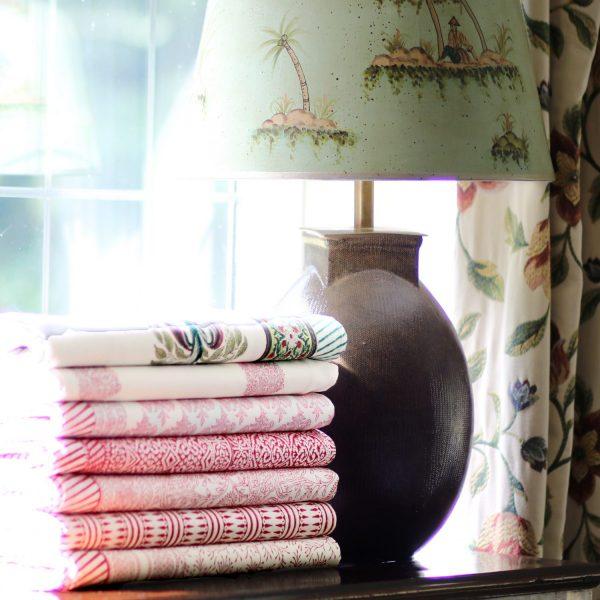 block print tablecloths, online uk block print, online uk tablecloth, luxury table linen, luxury tablecloth, artisanal tablecloth