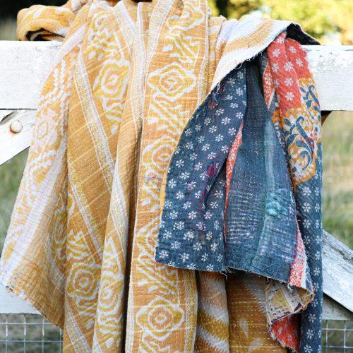 shenouk, kantha, vintage kantha, vintage textiles, handmade, made by women, textiles by women, artisanal textiles, indian block print, English block print, online shopping kantha, online shopping uk kantha