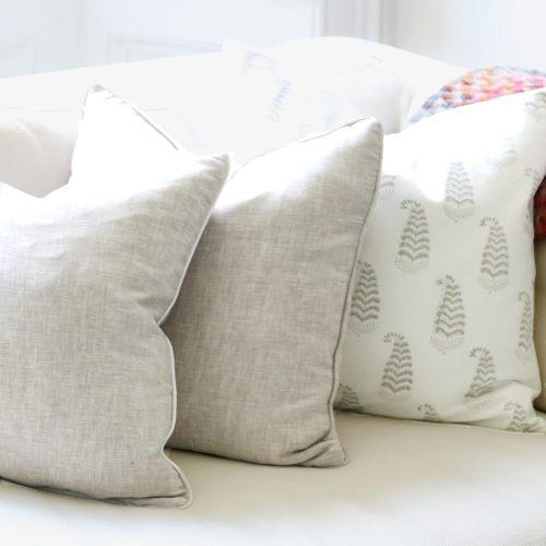 cushion covers, linen, shenouk, indian textiles, indian linen, home decor, sofa cushions, block print, block print cushions, online shopping cushion